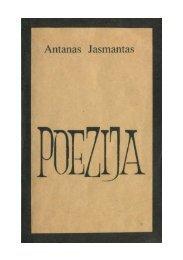 Antanas - Maceina.lt