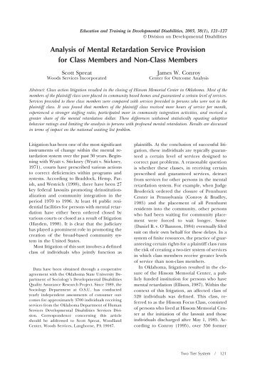 Download This Article (PDF) - Division on Autism and ...