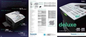 UF-7200 - Panasonic FTP