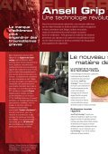 ANSELL GRIP - Ansell Healthcare Europe - Page 2