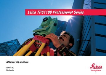Leica TPS1100 Professional Series