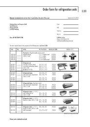 3.333 Refrigeration units - DVS Expo