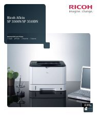 Kyocera TASKalfa 250ci Brochure - Document Solutions USA