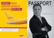 Alexander Glushkov - Passport magazine