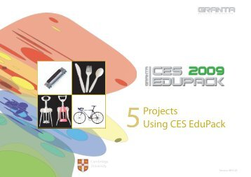 Projects Using CES EduPack - MAELabs UCSD