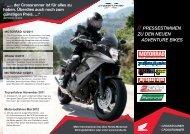 Pressestimmen Adventure 04_12_Final.indd - Honda