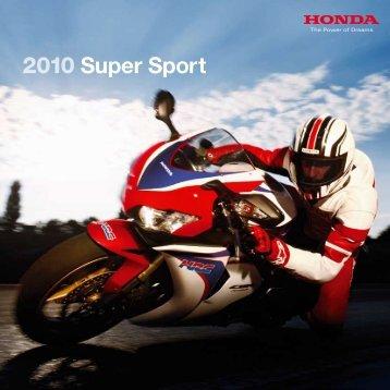 2010 Super Sport - Honda