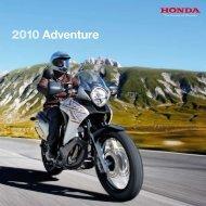 2010 Adventure - Honda