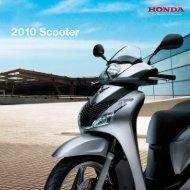 2010 Scooter - Honda
