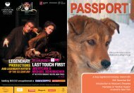A Truly Significant Holiday - Passport magazine