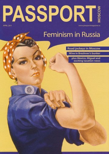Feminism in Russia - Passport magazine