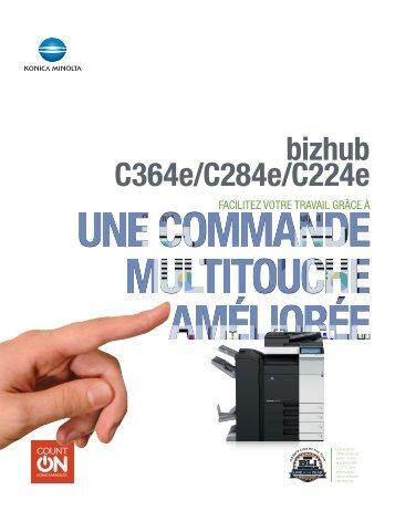 Brochure de produit - konica minolta canada