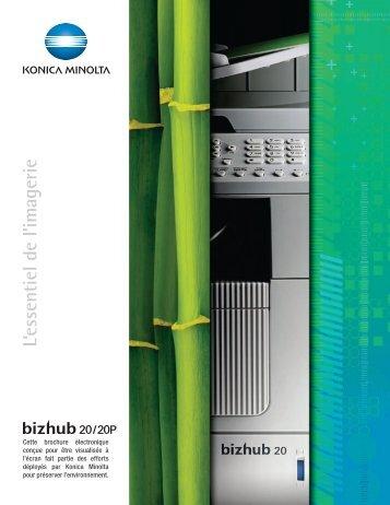 Brochure (PDF) - konica minolta canada