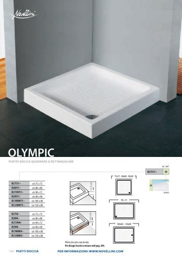 OLYMPIC - Novellini