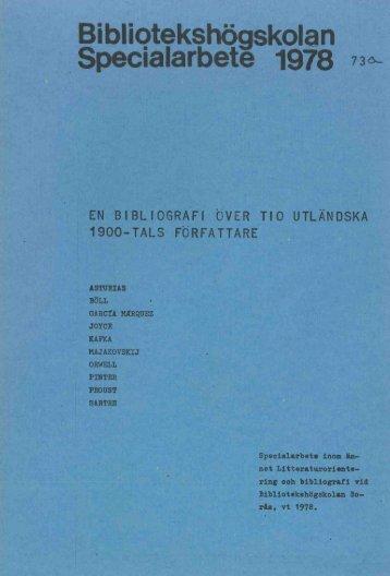 1978 nr 73.pdf - BADA - Högskolan i Borås