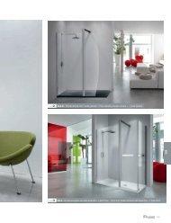 ref. 3 Sun 3 - Box doccia angolare con porta a battente + ... - Novellini