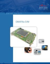 OMAP35x EVM - 4 pages