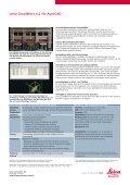 Leica Cloudworx 4.1 für Autocad Software Plug-in für Autocad zur ... - Seite 2