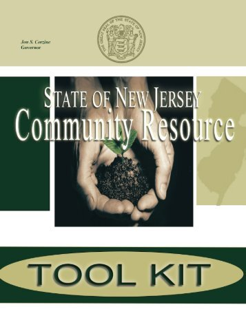 Cover Print File - State of New Jersey