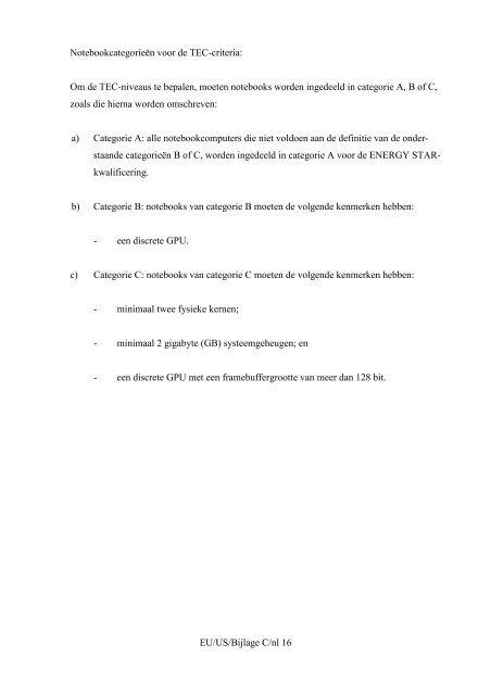 10193/12 JVS/lg DG E 2 RAAD VA DE EUROPESE U IE ... - Europa