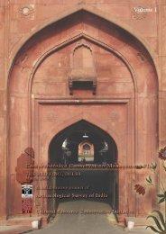 Executive Summary - Archaeological Survey of India