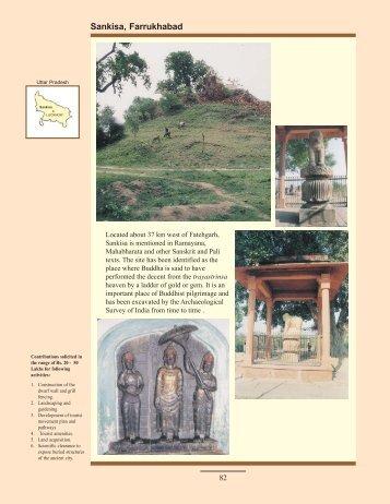 Uttar Pradesh - Archaeological Survey of India