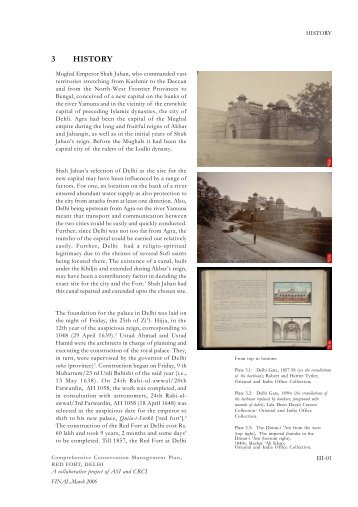 Chapter 3 History - Archaeological Survey of India