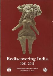 Rediscovering India Exhibition - Archaeological Survey of India
