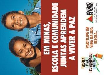Projeto Escola Viva, Comunidade Ativa - Centro de Referência ...