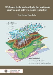GIS-Based tools and methods for landscape analysis and active ...