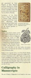 THE ARABIC CALLIGRAPHY. IN INDIA - Archaeological Survey of ... - Page 7