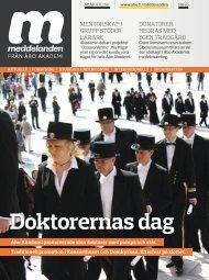 Doktorernas dag - Åbo Akademi