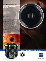 Produktinformation Download 2 - bei Foto Huppert