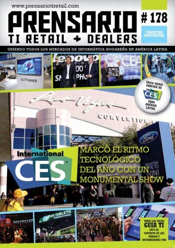 Prensario retail & Dealers - Encore Electronics