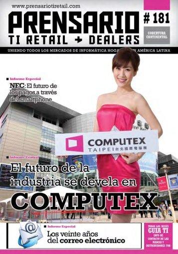 Prensario retail & Dealers - Encore Electronics