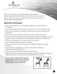 Dosificador de agua - Air & Water - Page 2