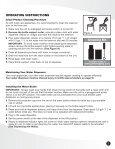 Dosificador de agua - Air & Water - Page 4