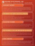 Redes Multimedia Accesorios - Encore Electronics - Page 3