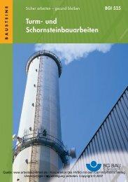 Turm- und Schornsteinbauarbeiten