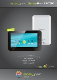 "7""/ 17.7 cm Tablet-PC 16:9 Capacitive 5 Point Multi Touch Display ..."