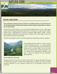 Natura 2000 i sume