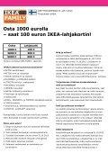 Kampanjaehdot - Ikea - Page 2