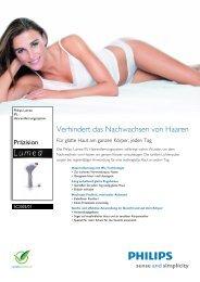 SC2002/01 Philips IPL Haarentfernungssystem - Net