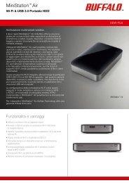 MiniStation™ Air - Buffalo Technology