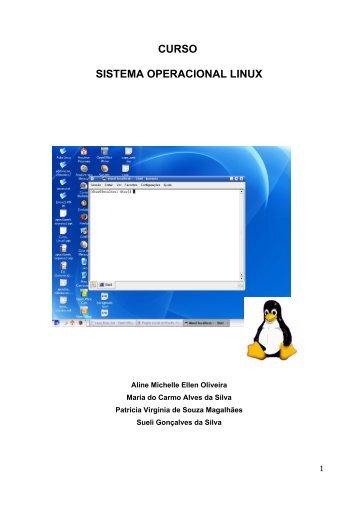 complementação do curso sobre sistema operacional linux