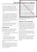 Gebruiks- en montageaanwijzing Diepvriezer met ... - Vanden Borre - Page 7