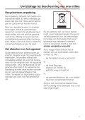 Gebruiks- en montageaanwijzing Koel ... - Vanden Borre - Page 7