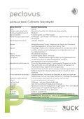 Datenblatt - Peclavus - Page 2