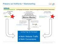 PDF (224 KB) - Google Full Value of Search