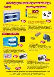 Monitoring-Pakete (zum Beobachten gem. HACCP) - Together GmbH